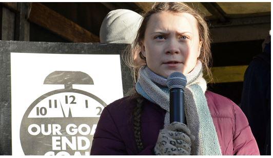 Greta Thunberg hates Coal