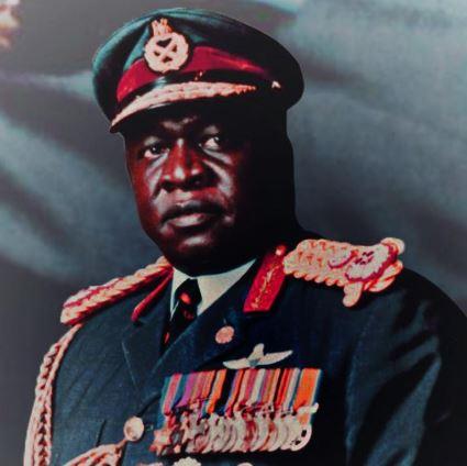 Idi Amin dictator of Uganda