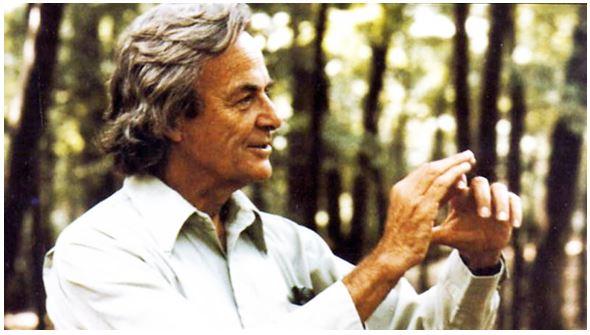 Professor Richard Feynman