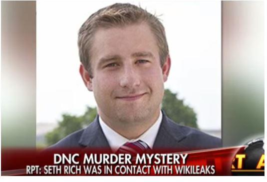Seth Rich Murdered
