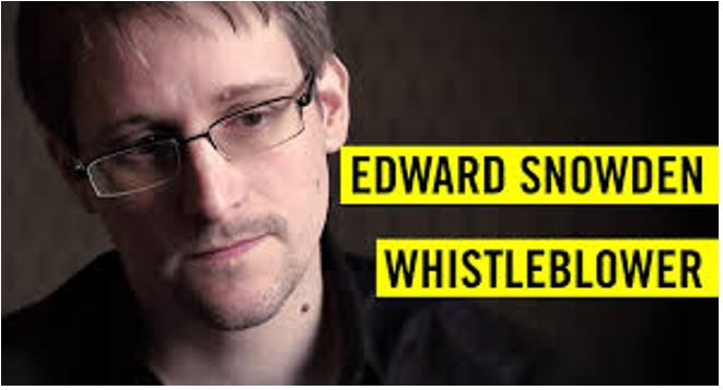 Edward Snowden Whistleblower